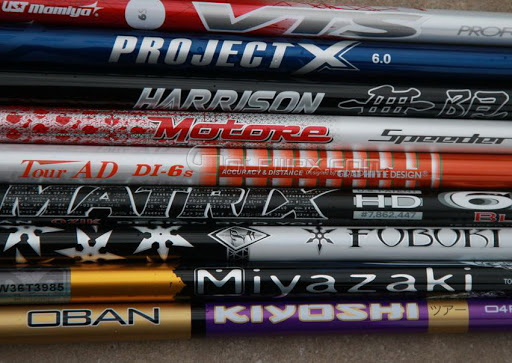 choisir un shaft de driver